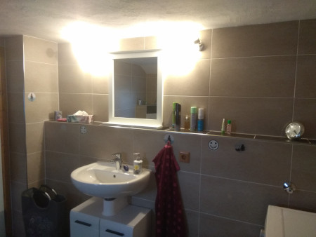 Bild: Badezimmer