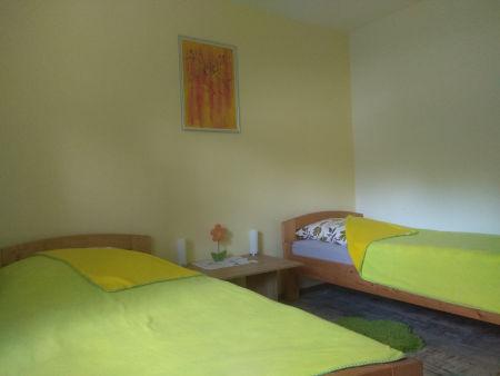 Bild: Doppelzimmer Untergeschoss
